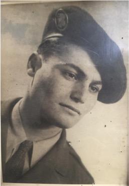 Didier Heilbronn, Chasseur parachutiste du Bataillon de choc.