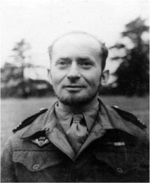 Jean Salomon Simon, Commandant du 3ème Régiment de chasseurs parachutistes.
