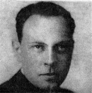 René-Georges Weil, Capitaine de la 1ère Compagnie d'Infanterie de l'Air.