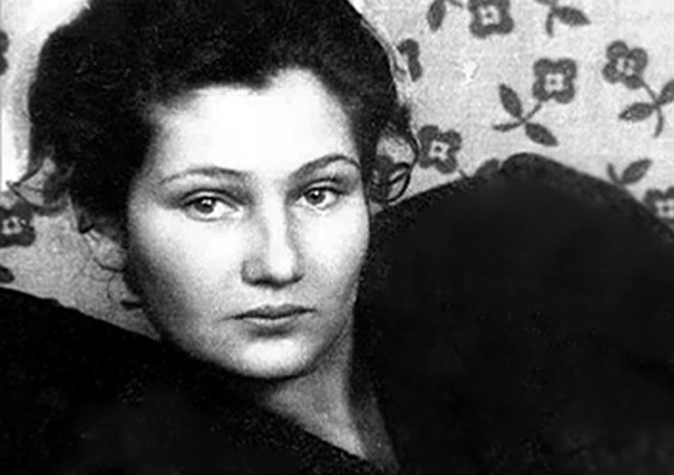 Portrait de Simone Veil.