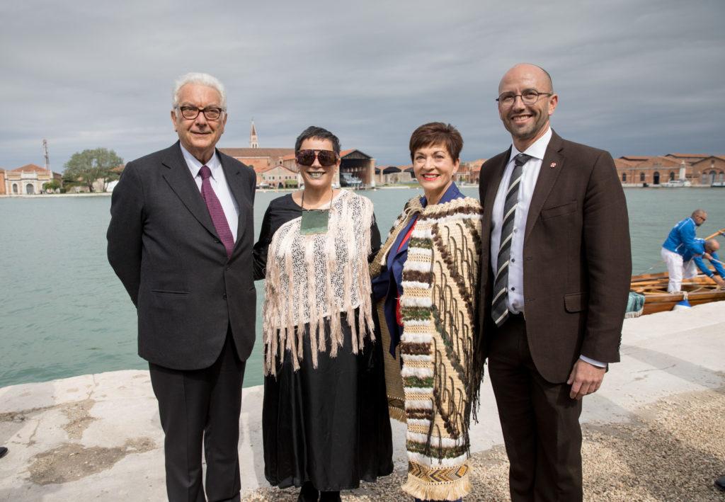 Lisa-Reihana-vernissage-pavillon-de-la-nouvelle-zelande-Biennale-de-venise