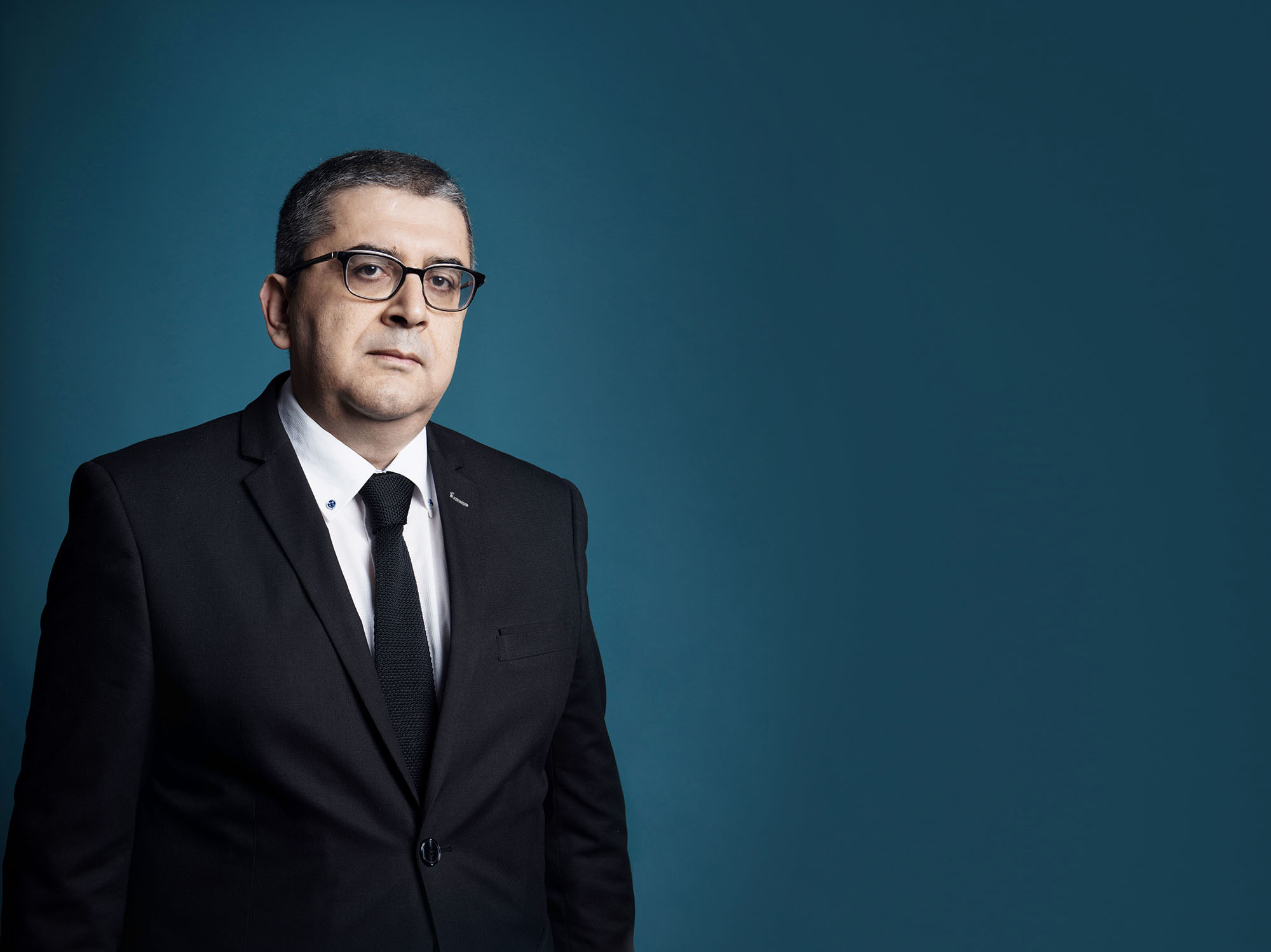 Mohamed Sifaoui. © Félicien Delorme/Plon