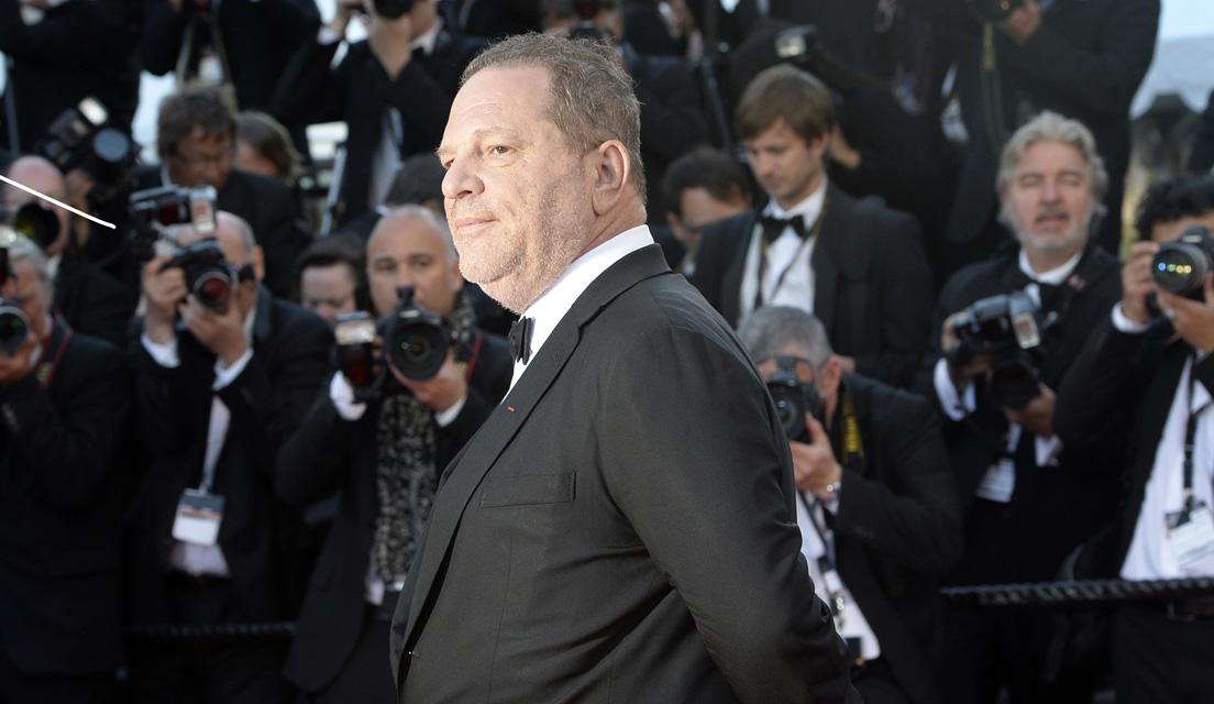 Le producteur Harvey Weinstein.