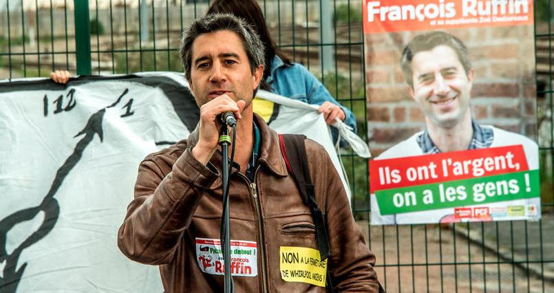 François Ruffin, député de le France insoumise.