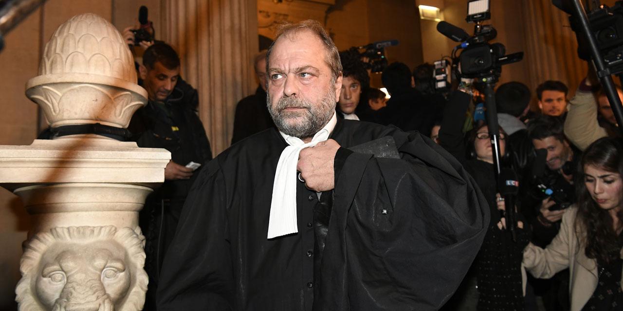 Eric Dupond-Moretti, l'avocat d'Abdelkader Merah.