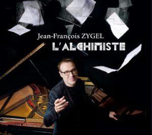 L'Alchimiste, Jean-François Zygel, album paru en octobre 2017.
