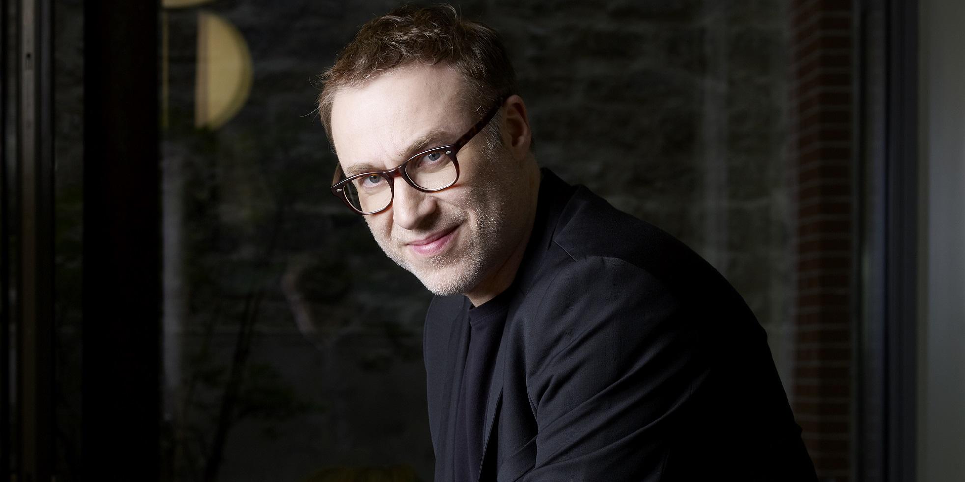 Jean-François Zygel. Photo: Thibault Stipal pour Naïve.