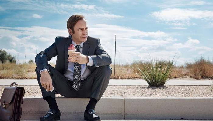 Scène de «Better Call Saul».