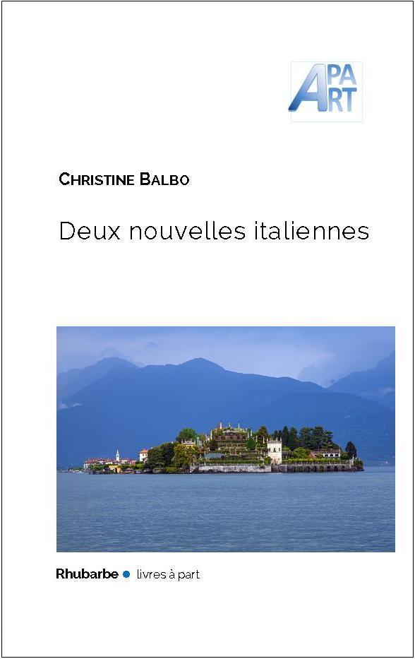 Deux nouvelles Italiennes, Christine Bini