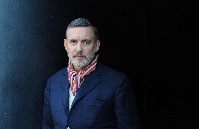François Sureau. Photo : Catherine Hélie/Gallimard