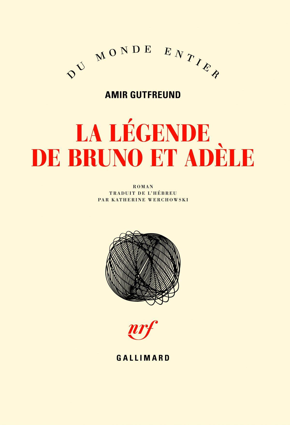 La légende de Bruno et Adèle, Amir Guthfreund.