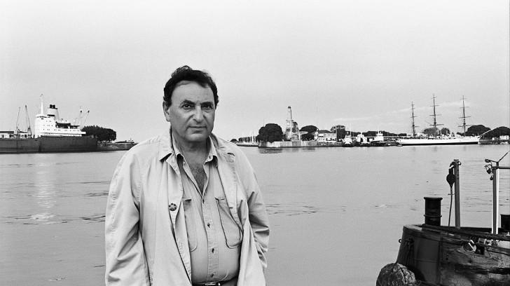 L'auteur argentin Juan José Saer.