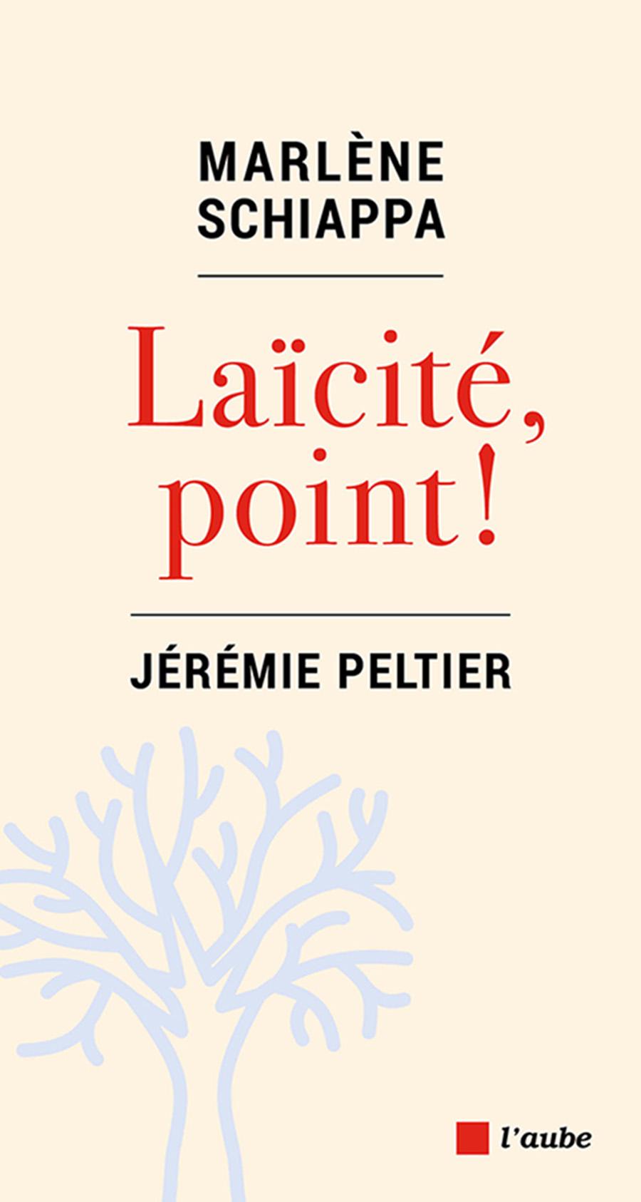 Laïcité, point!, Marlène Schiappa et Jérémie Peltier.