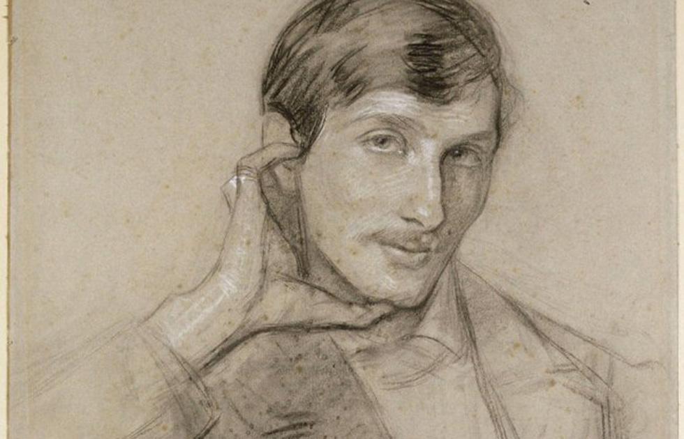 Fernand Ochsé par Louise Catherine Breslau,1898.