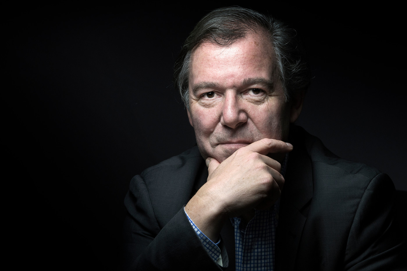Jérôme Garcin. Photo : Joel Saget/AFP