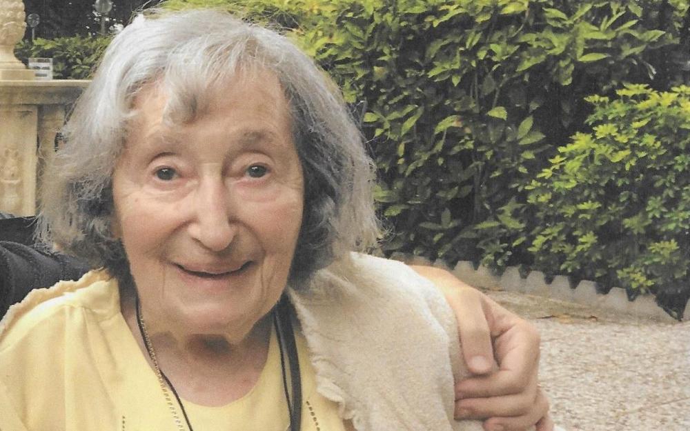 Mireille Knoll, 85 ans, a été poignardée puis brûlée dans son appartement du XIe arrondissement le vendredi 23 mars.