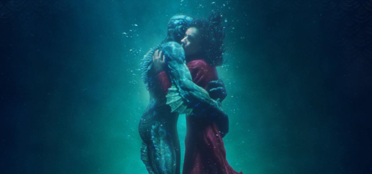 Scène de «La Forme de l'eau» de Guillermo del Toro.
