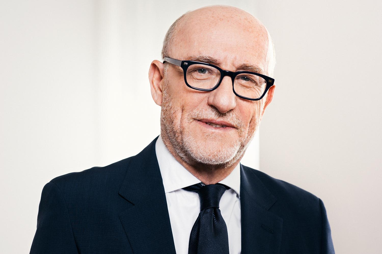 Alain Jakubowicz, président d'honneur de la LICRA.