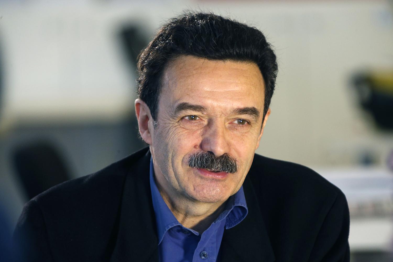 Edwy Plenel, le directeur fondateur de Mediapart.