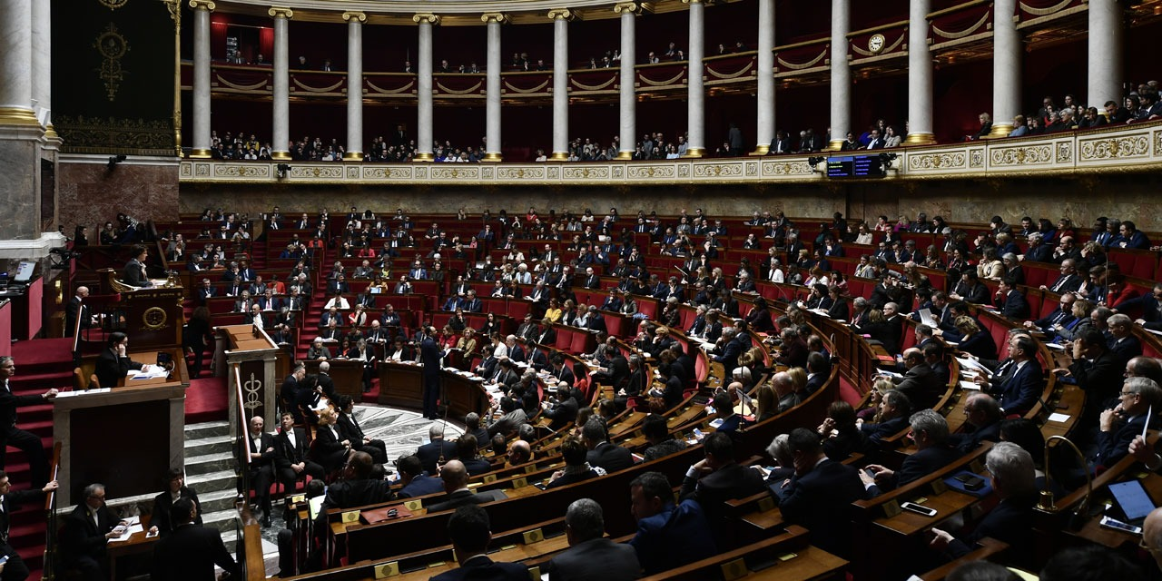 Parlement français.