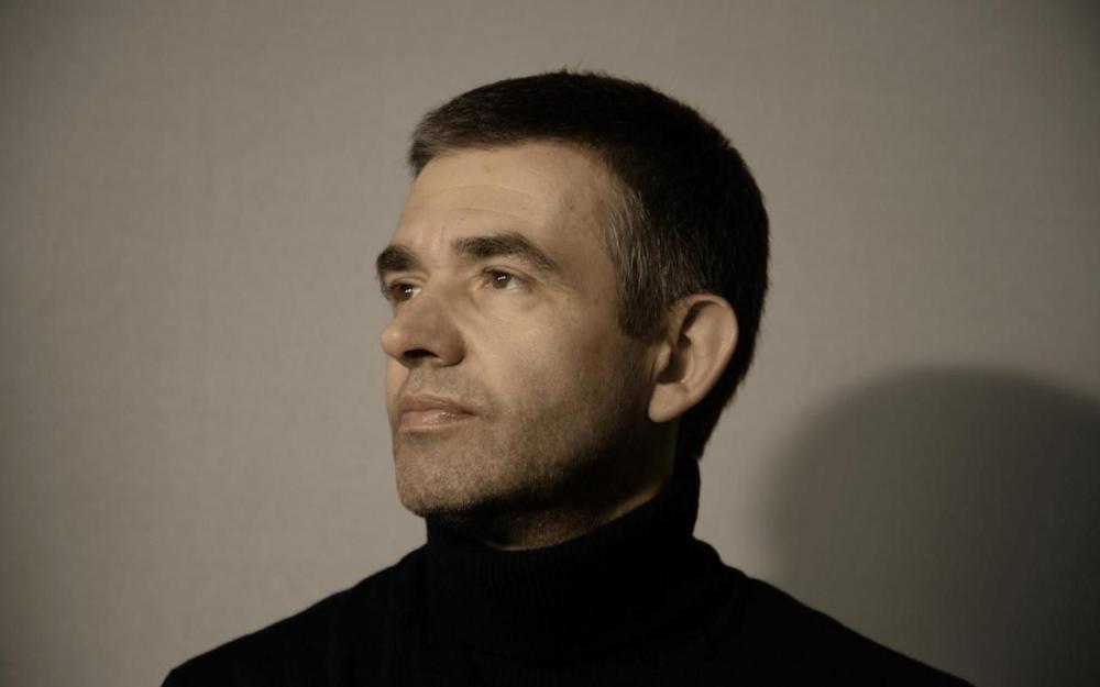 Philippe Lançon. Photo : Éditions Gallimard/Catherine Hélie