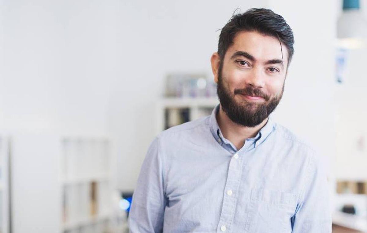 Pierre Maturana, directeur des rédactions numériques de So Foot.