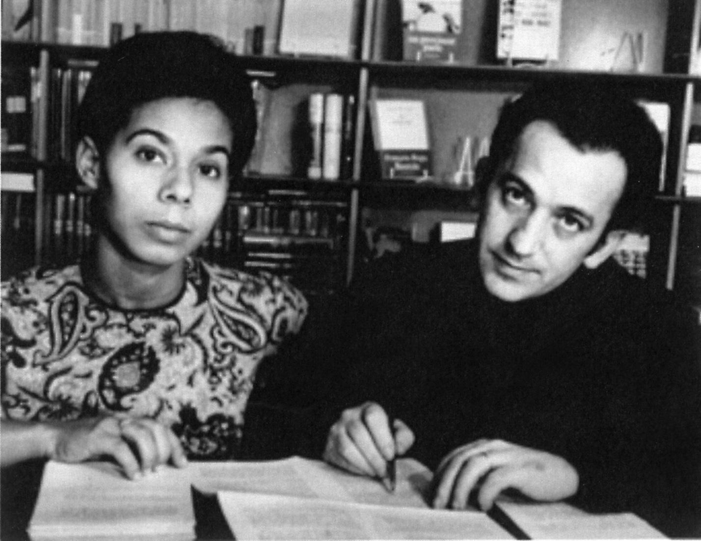 Simone et André Schwarz-Bart