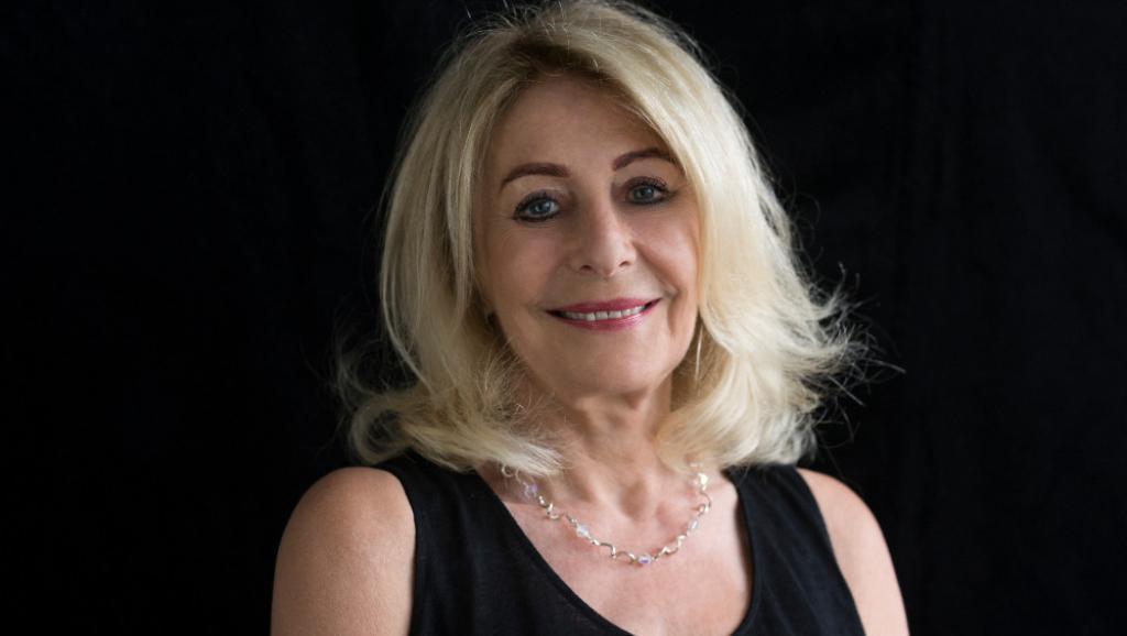 Annette Lévy-Williard par Hannah Assouline pour les éditions de l'Observatoire.
