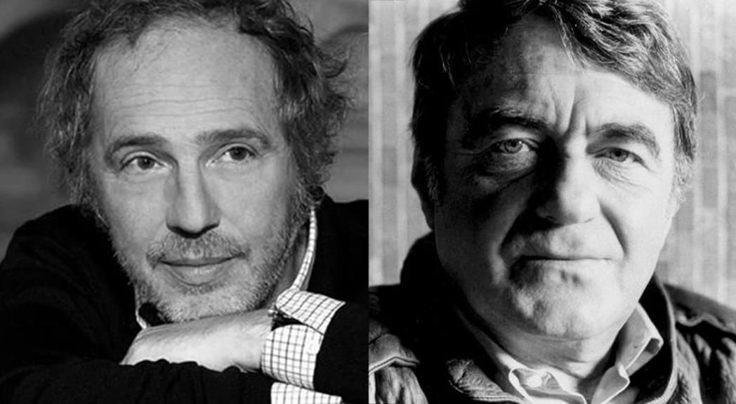 Arnaud Desplechin et Claude Lanzmann