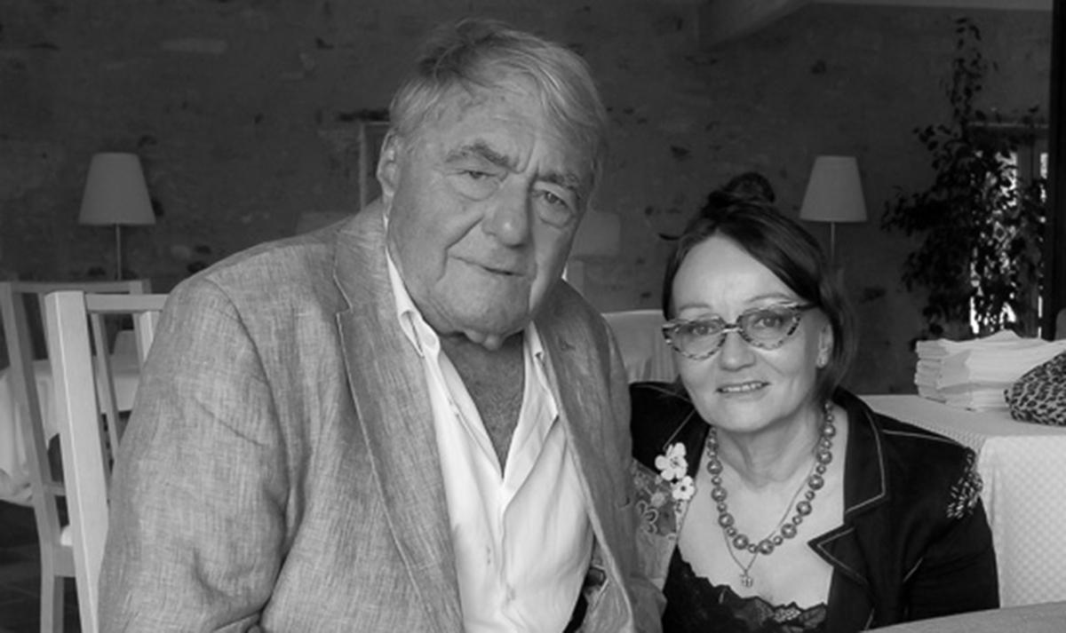 Claude et Dominique Lanzmann.