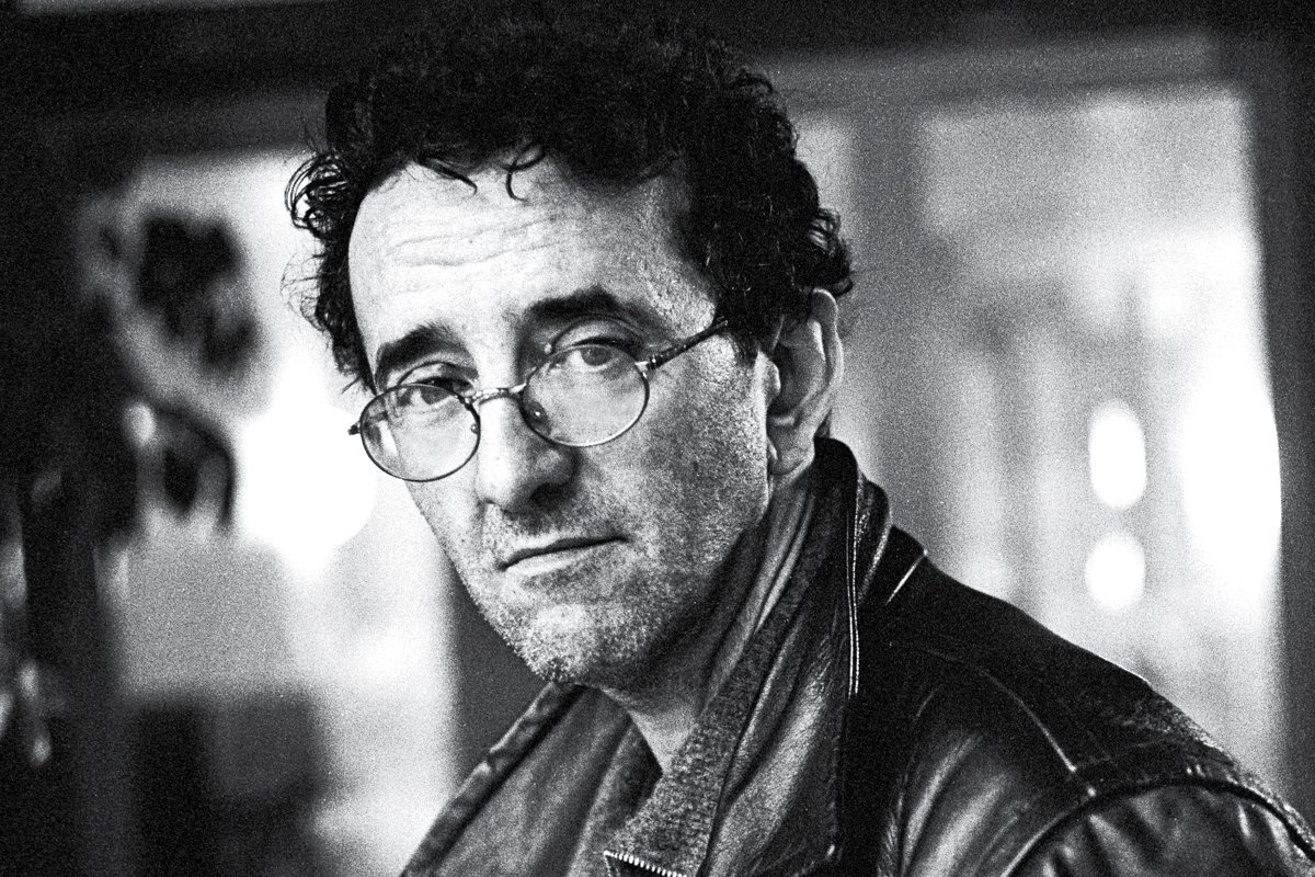 L'écrivain Roberto Bolaño.