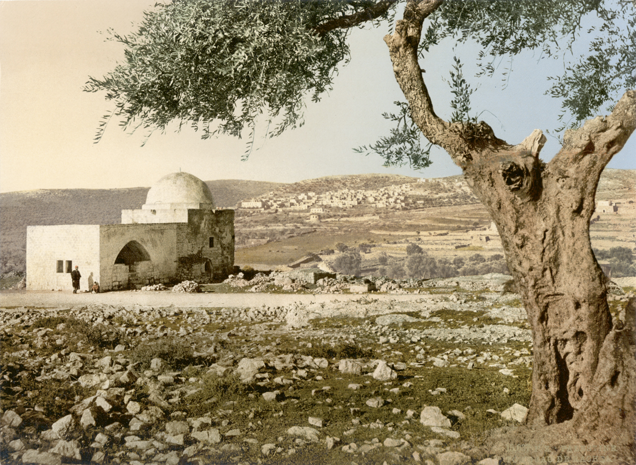 Tomb-of-Rachel-Jerusalem-Holy-Land-1890-1900-Courtesy-Library-of Congress-tif