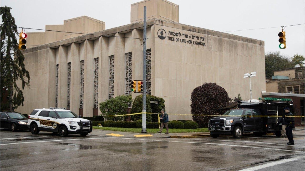 La Synagogue «Tree of Life» («Arbre de vie») de Pittsburgh