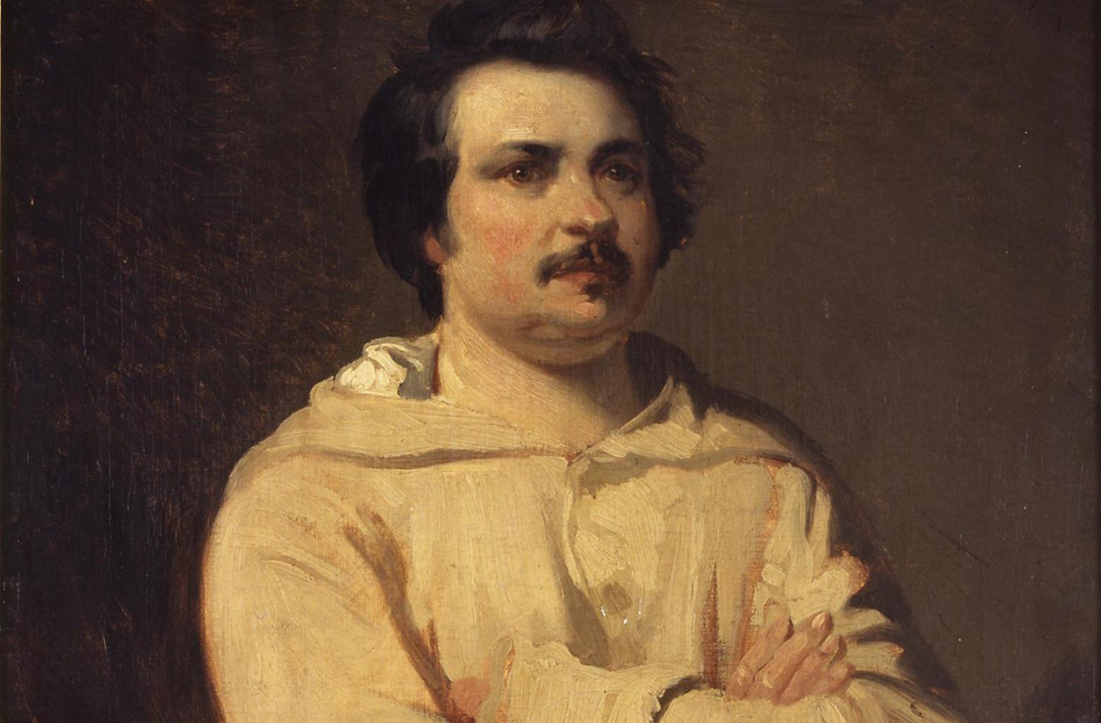 Balzac par Boulanger.