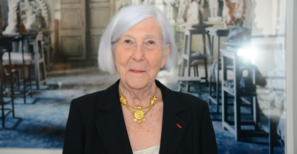 Monique Lévi-Strauss.