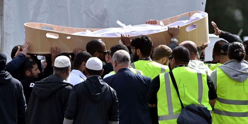 L'attentat terroriste de Christchurch a causé la mort de 50 personnes, la semaine dernière. AFP