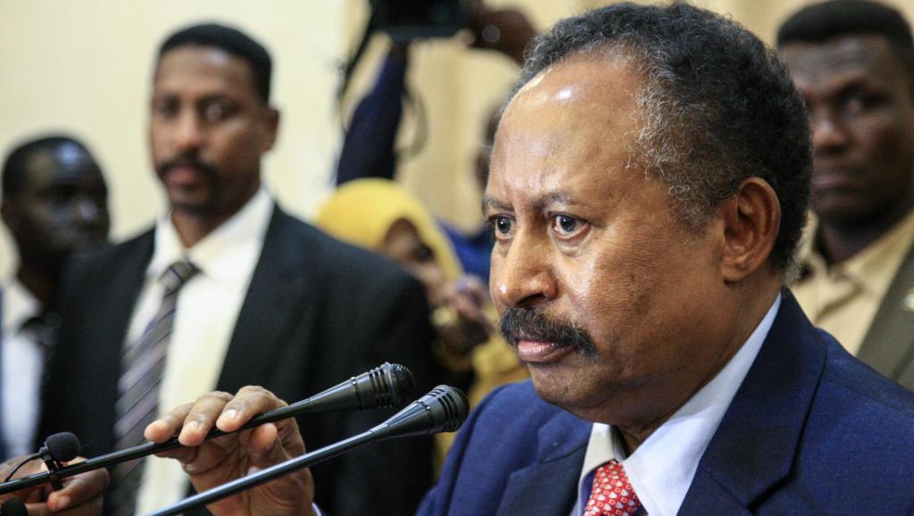 Abdallah Hamdok, le Premier ministre soudanais.
