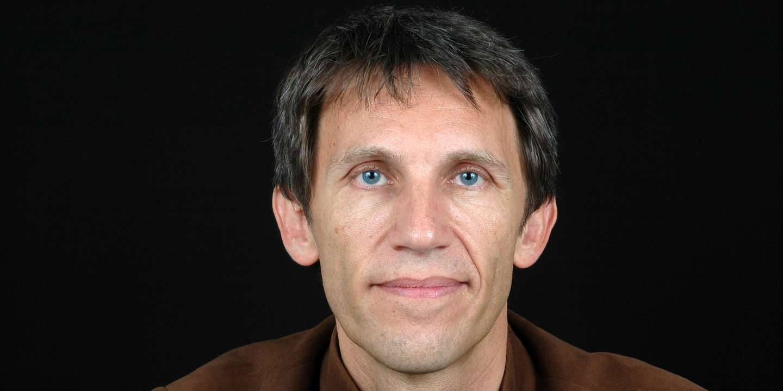 L'écrivain François Noudelmann.
