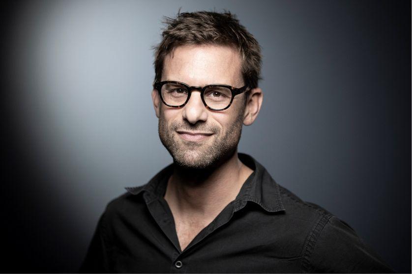 L'écrivain Nicolas Mathieu.