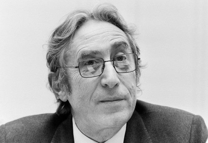 Portrait de l'avocat Théo Klein, mort à 99 ans.