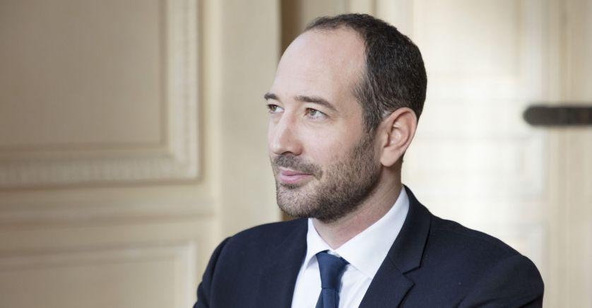 Le chercheur Hugo Micheron. Photo : Francesca Mantovani (Editions Gallimard)