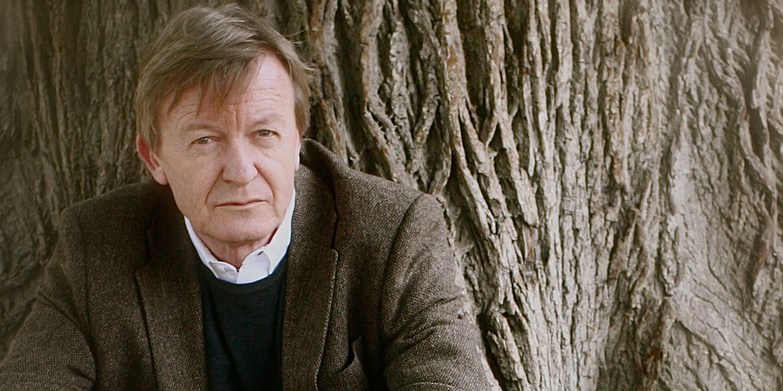 L'écrivain Jean Echenoz.