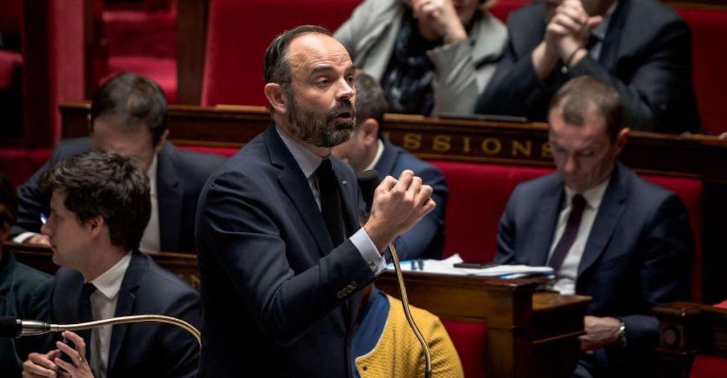 Face aux députés, le premier ministre Edouard Philippe redit ce mercredi que le recours au 49.3 n'était pas exclu.