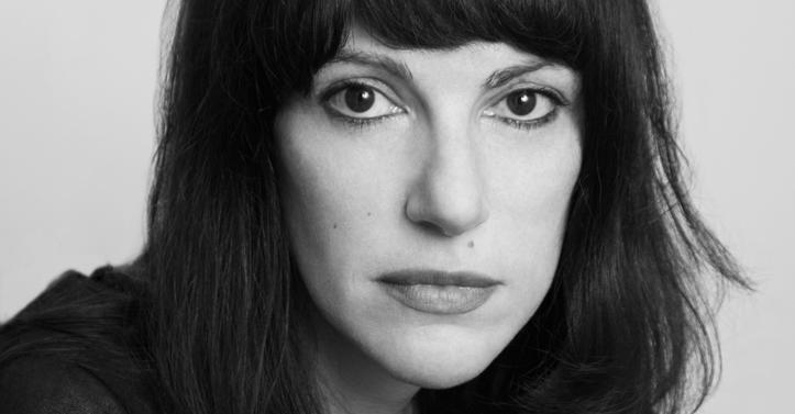 Portrait de l'écrivaine Isabelle Sorente.