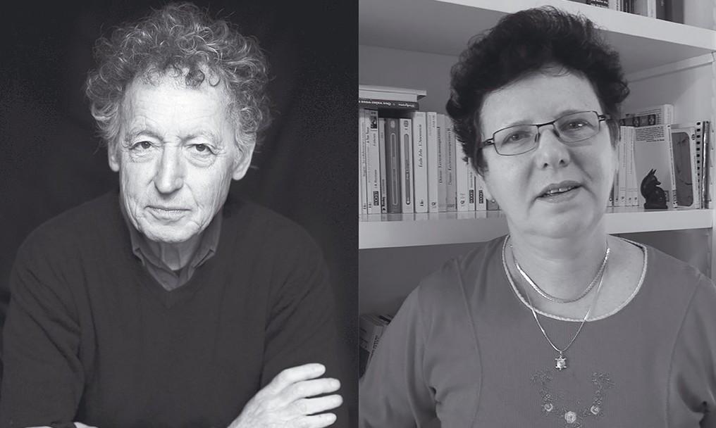 Les historiens Pierre Birnbaum et Limore Yagil.