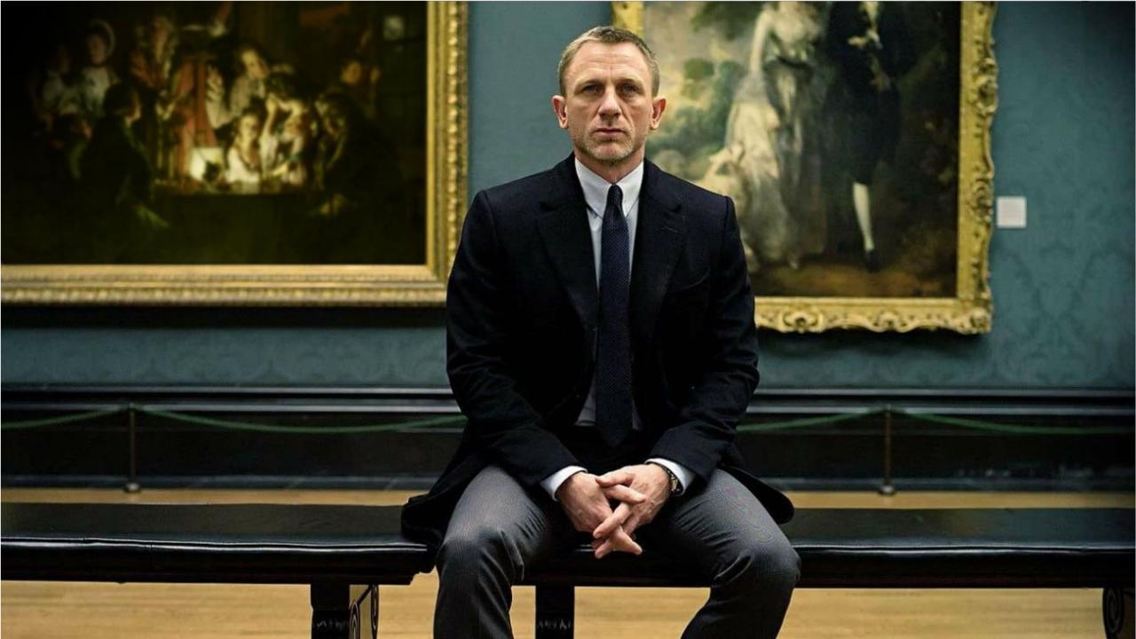 Daniel Craig est le sixième comédien à incarner James Bond.