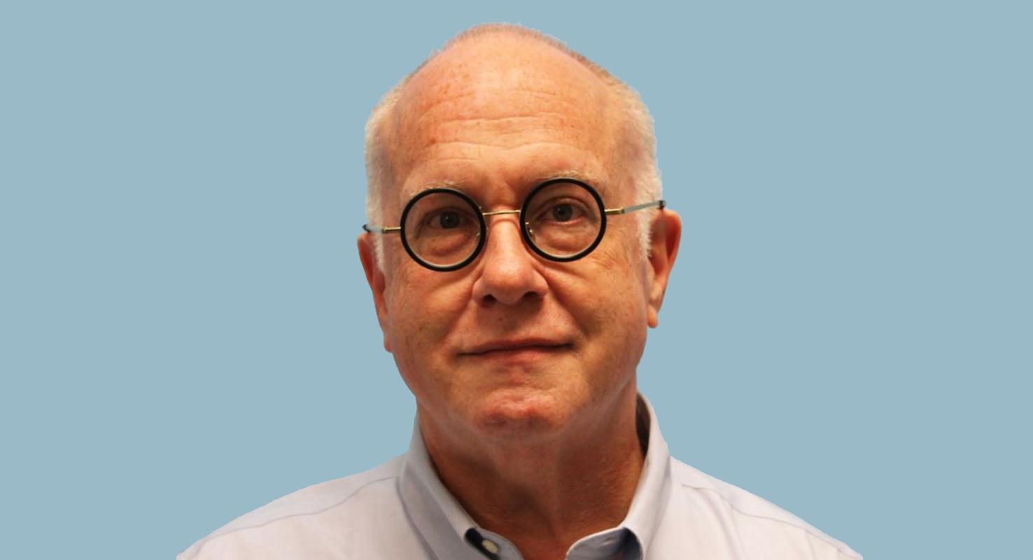 Portrait de l'avocat et auteur américain Mike Godwin