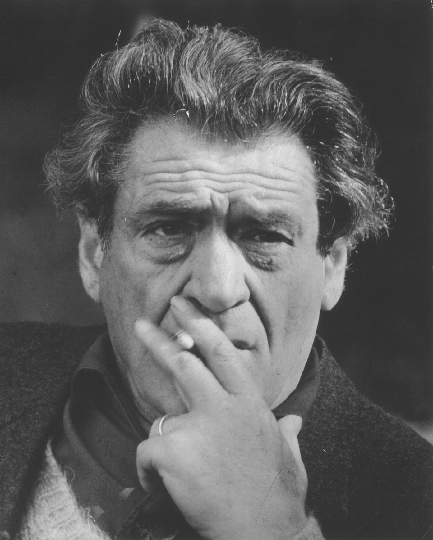 Portrait de l'écrivain Joseph Kessel