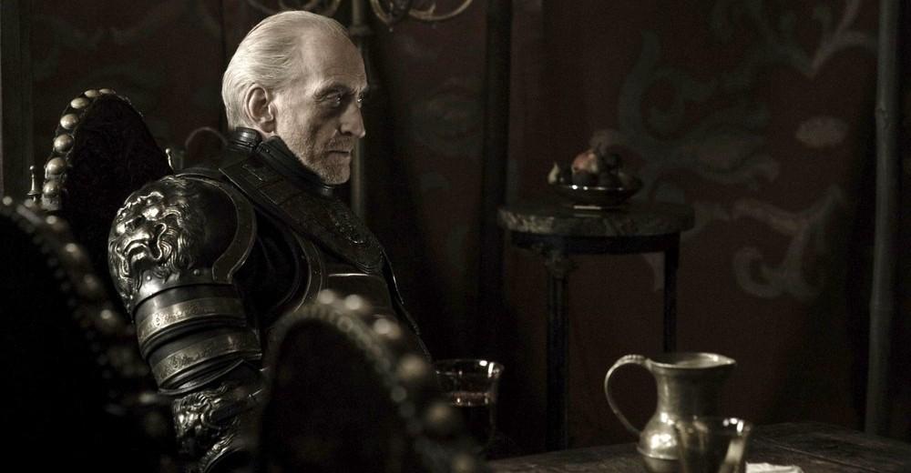 Tywin Lannister est un personnage de la série télévisée fantastique épique Game of Thrones.