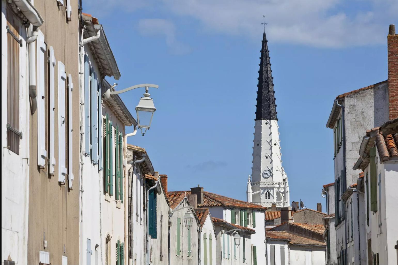 Le clocher d'Ars-en-Ré
